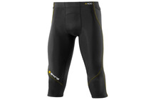 Skins A400 Men's Compression 3/4 Tights black